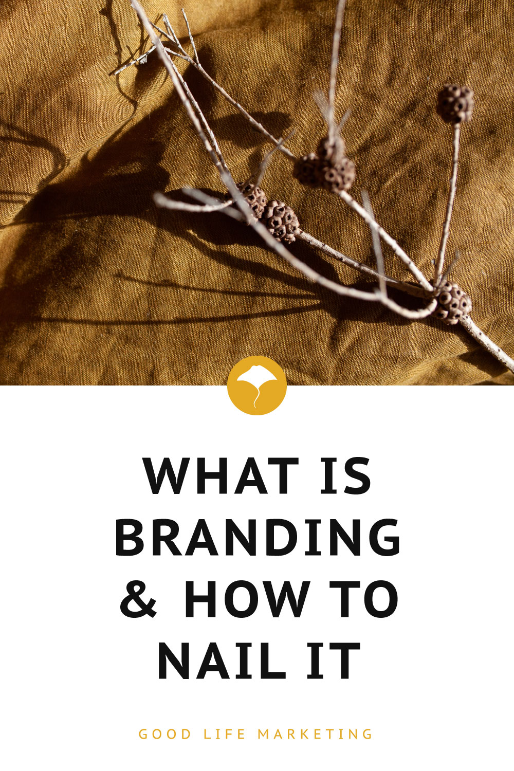 What is branding pin