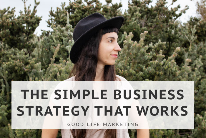 This Uncommonly Simple Business Strategy Actually Works