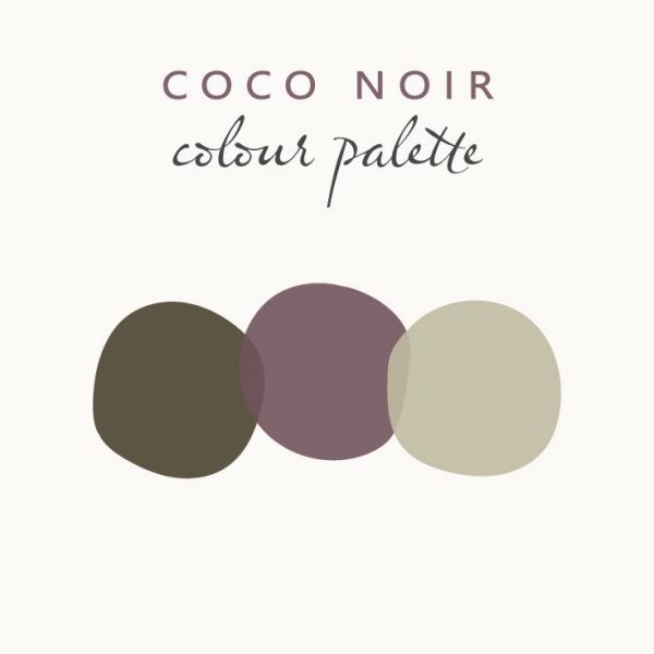 Luxury brand colour palette
